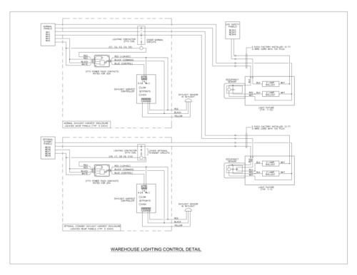 Electrical CAD Diagrams Thumbnail