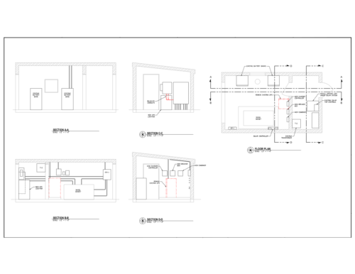 Electrical CAD Elevations Thumbnail