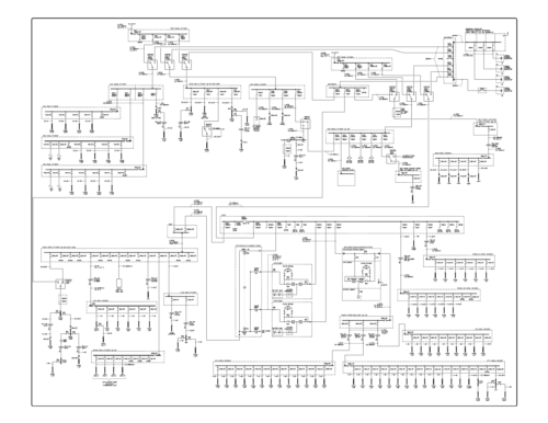Electrical CAD One Line Diagrams Thumbnail