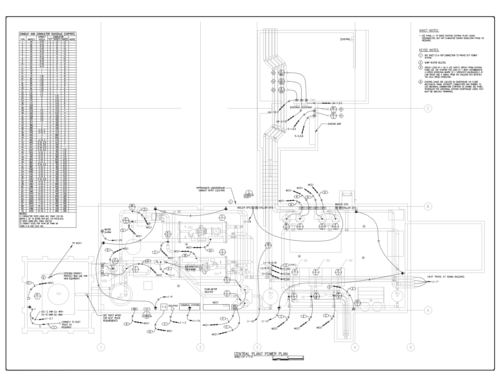 Electrical CAD Power Plan Thumbnail